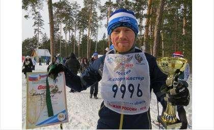 Александр Михалев занял второе место в VIP-забеге на 2015 метров и сразу побежал на 3000 метров