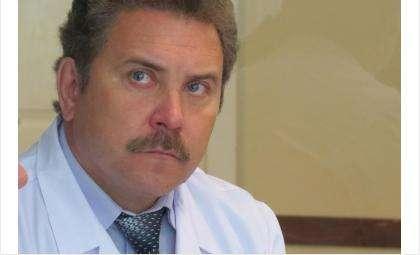 Главный врач бердской центральной горбольницы Юрий Краморов