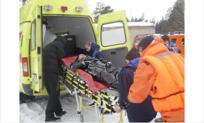 Учения спасателей не отличаются от их работы в случае реальной беды