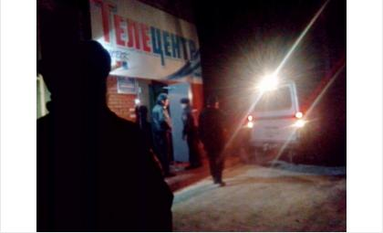 В здании телецентра находится опорный пункт полиции, где застрелился участковый уполномоченный из Бердска
