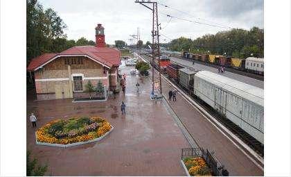 Вокзал Бердска. Фото Галины Жильцовой