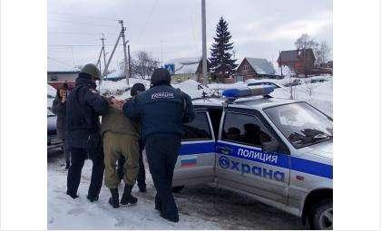 Террориста, напавшего с ножом на посетителя мирового суда в Бердске, задержали