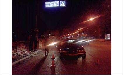 """Женщина и ее 4-летняя дочь попали в ДТП на """"зебре"""" в Бердске"""