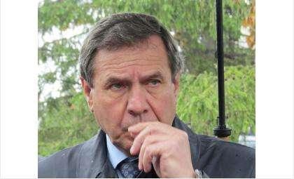 Губернатор НСО Владимир Городецкий