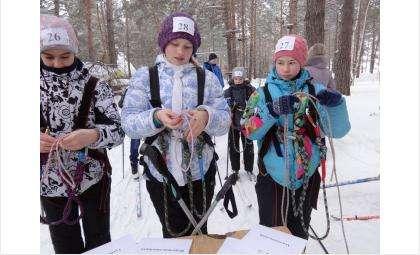 Школьники Бердска участвуют в «Туриаде»