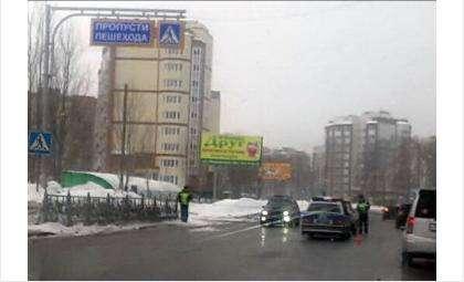 На пешеходном переходе в Бердске сбили 9-летнюю девочку