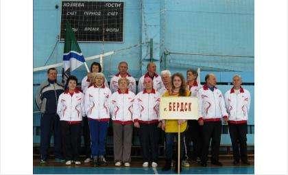 Бердск занял 3 место в зимней спартакиаде пенсионеров