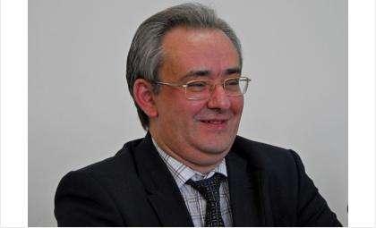 Доктор исторических наук, профессор Виктор Козодой