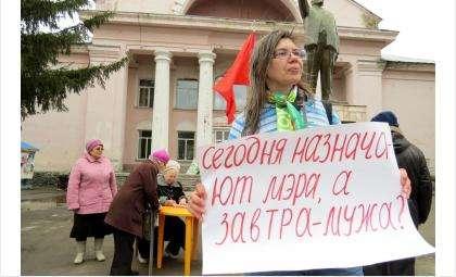 Светлана Каверзина уверена, что если не протестовать, то не добиться сохранности конституционных прав