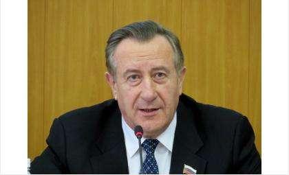 Иван Мороз, председатель Законодательного собрания НСО