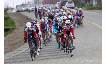 Чемпионат России по велоспорту -шоссе