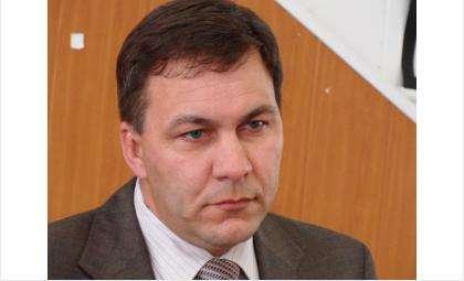 Бывший начальник АТИ Бердска Дмитрий Алексеев