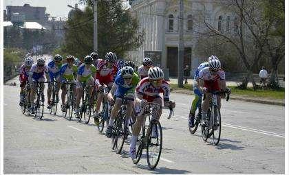 Первенство Сибирского федерального округа по велоспорту-шоссе