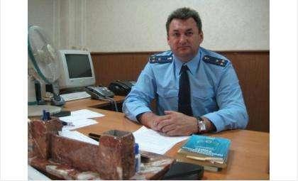 Прокурор Искитимского района НСО Геннадий Ситников