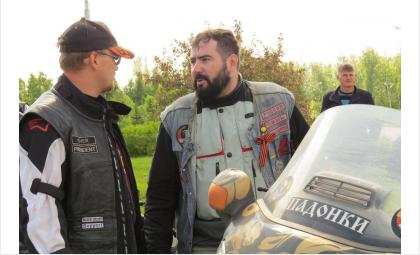Более 200 мотоциклистов приехали в Бердск на мотопраздник