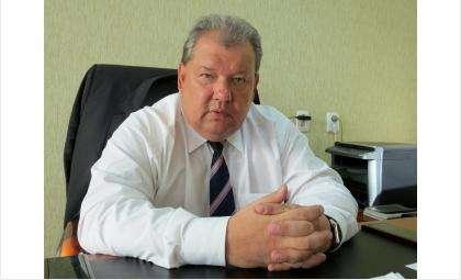 Директор МУП КБУ Александр Кожин