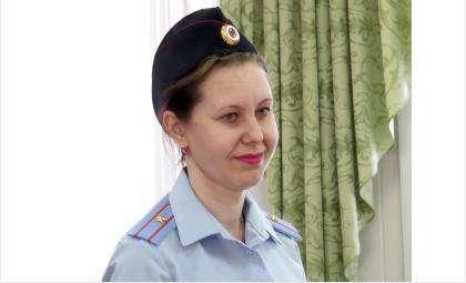 Наталия Юрьевна Анищенко,начальник отделения УФМС России по НСО в Бердске