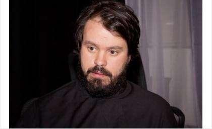 Диакон Артемий Сильвестров