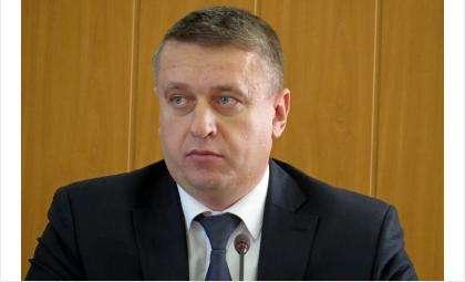 И.о. мэра Бердска Андрей Михайлов надеется на помощь председателя правительства РФ Дмитрия Медведева