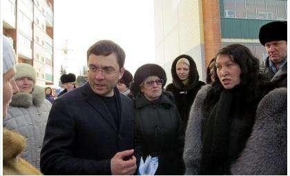 1 марта 2015 года Бердск посетил замглавы Минстроя РФ Андрей Чибис. Он выслушал жалобы населения по вопросам ЖКХ