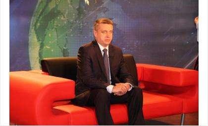 Сегодня день рождения у Андрея Михайлова, и.о. Главы города Бердска