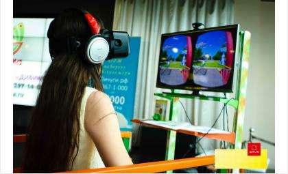 Мир виртуальной реальности «Дом.ru» в День города Бердска!