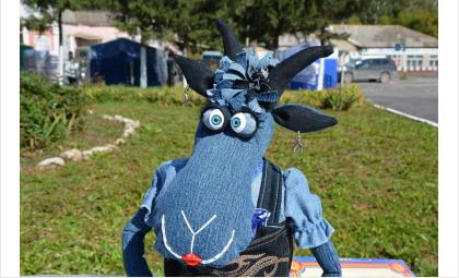 Героиня праздника - коза