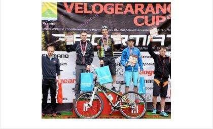 Велогонщик из Бердска Александр Стафилов выиграл всероссийские соревнования в Сочи