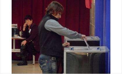 Выборы в Бердске идут без нарушений