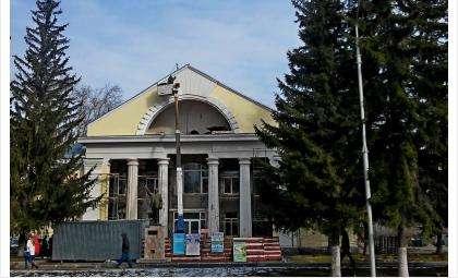 ГДК в Бердске построили в 1958 году