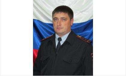 Начальник ГИБДД города Бердска капитан полиции Дмитрий Александрович Чучин