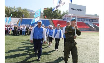 Бердские чиновники во главе с и.о. мэра Андреем Михайловым два года сдают нормы ГТО