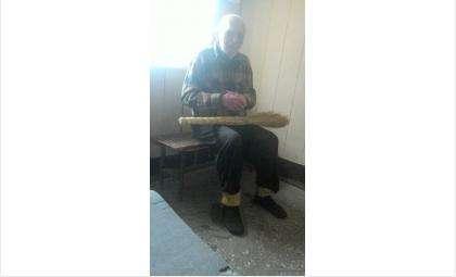 Дедушка потерялся в военном городке в Бердске