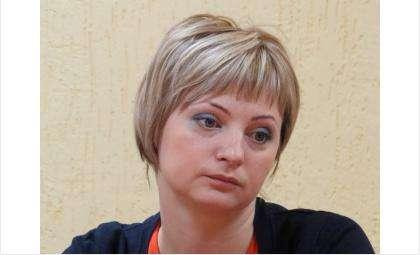 Елена Бороздина, директор муниципального автопредприятия Бердска
