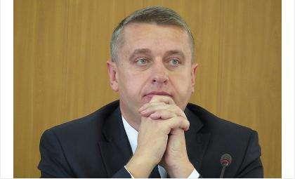 И.о. главы администрации Бердска Андрей Михайлов