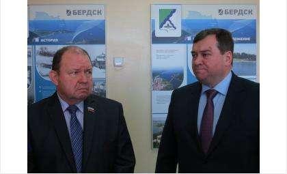 Валерий Бадьин и Александр Титков