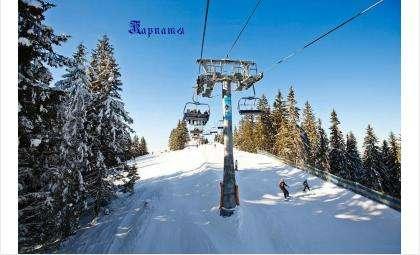 Места удивительной зимней красоты - Северный Кавказ, Карелия, Алтай - ждут вас!