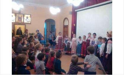 День Казанской иконы Божией Матери и День народного единства в воскресной школе