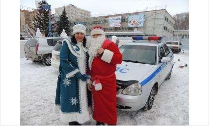 ГИБДД Бердска призывает водителей и пешеходов быть осторожными и внимательными участниками дорожного движения