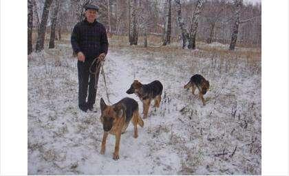 Борис Напольских, хозяин собак, чуть не сожравших людей. Фото с личной странички Бориса Напольских в соцсетях