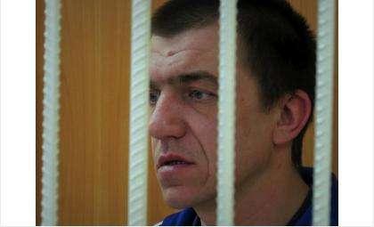 На скамье подсудимых Евгений Захаренко, обвиненный в убийстве своей тещи