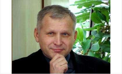 Начальник управления экономического развития города Александр Тужик
