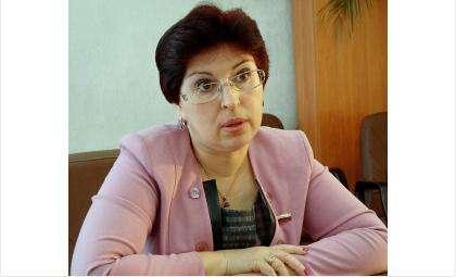 Депутат Госдумы РФ Ирина Викторовна Мануйлова
