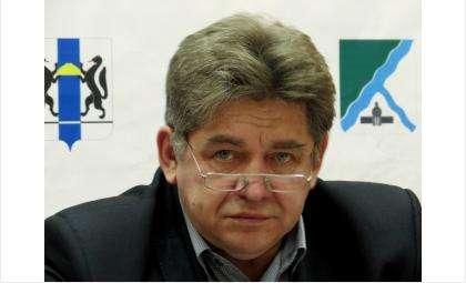 Евгений Шестернин, глава города Бердска
