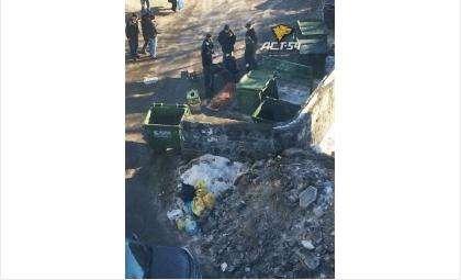 Расчлененный труп женщины найден в Новосибирске