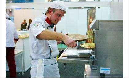 Валерий Боровиков, шеф-повар службы доставки пиццы «Portofino»