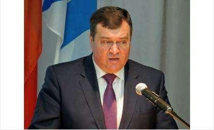 Александр Титков, заместитель губернатора Новосибирской области
