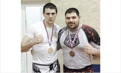 Руслан Эскерханов и Юрий Сысой