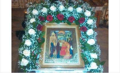 15 февраля. Престольный праздник Бердска - Сретение Господне