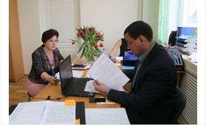Ирина Мануйлова сдала документы для участия в праймериз ЕР. Фото оргкомитет праймериз